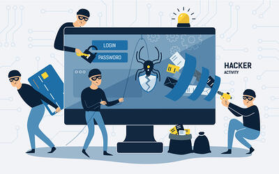 Your business faces cyber threats every day